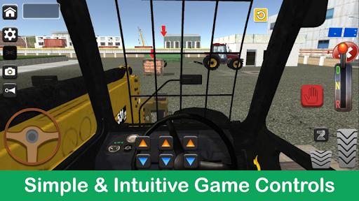 Copious Bucket Dozer: Excavator Simulator filehippodl screenshot 2