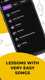 Singing app Vocaberry Mod Apk Vocal training. Karaoke (Unlocked) 8