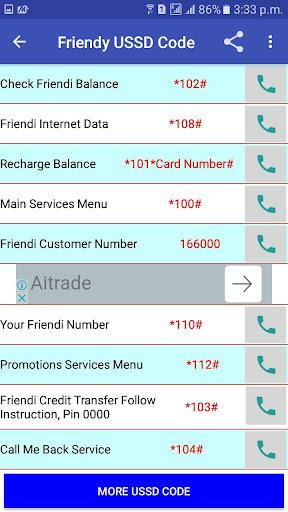 Download Saudi SIM USSD Codes Google Play softwares