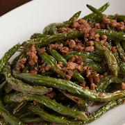 Sauteed String Beans (Pork)