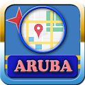 Aruba Maps and Direction icon