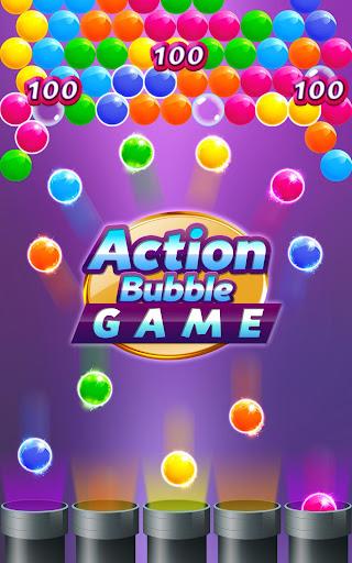Code Triche Action Bubble Game APK MOD screenshots 5