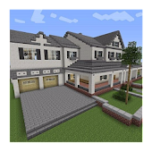 Mansions Craft Minecraft Style