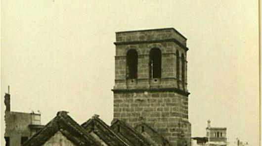La Campana que voceó la llegada en 1502 de la Virgen del Mar