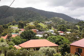 Photo: Year 2 Day 169 -  First View of Tilba Village