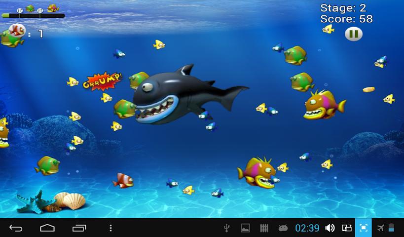 android Feeding Frenzy 2015 Screenshot 0