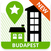 Budapest Travel Guide (City Map)