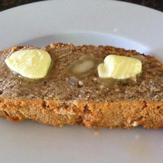 Paleo Coconut Flour Macadamia Nut Banana Bread