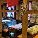 Hotel Petersgrat in Lötschental, Valais, Switzerland