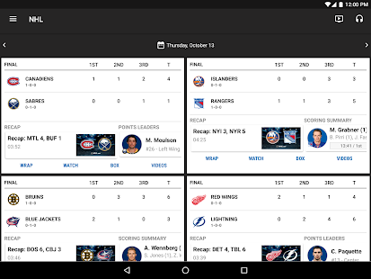 NHL- screenshot thumbnail