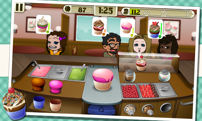 Cupcakes- screenshot