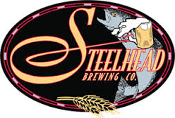 Logo for Steelhead Root Beer