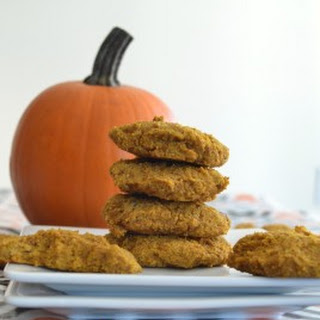 Almond Flour Pumpkin Cookies Sweetened With Date Sugar