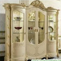 Model of teak wood cupboards icon