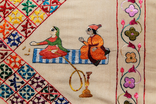 Chamba Embroidery: Product