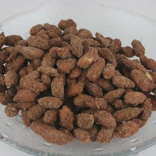 Sugared Cinnamon Almonds Slow Cooker.