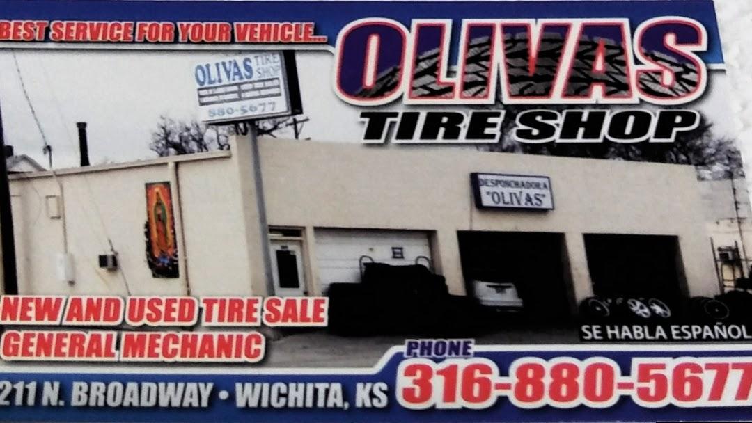 Olivas Tire Shop Used Tire Shop In Wichita