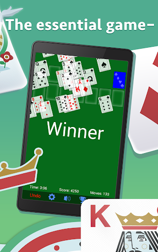 Solitaire 3.5.2.4 screenshots 8