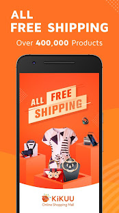 App KiKUU: Online Shopping Mall APK for Windows Phone
