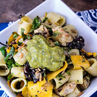 Rigatoni Pasta Salad