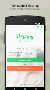 Helpling UAE Cleaning Services- screenshot thumbnail