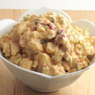 Red Pepper Potato Salad
