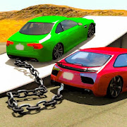 Extreme Chained Car Driving