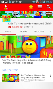 Kids videos for YouTube - náhled