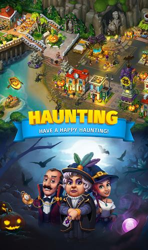 Trade Island Android App Screenshot