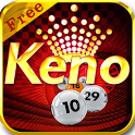 Lucky Numbers Keno Games Free icon