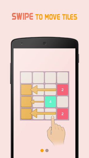 2048 Original  gameplay | by HackJr.Pw 5