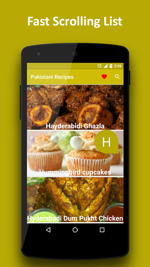 Pakistani recipes video in urdu android apps on google play pakistani recipes video in urdu screenshot forumfinder Choice Image