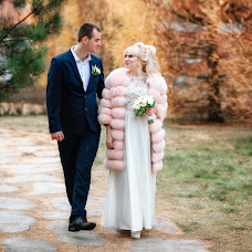 Wedding photographer Olga Tryapicyna (tryolga). Photo of 19.11.2018