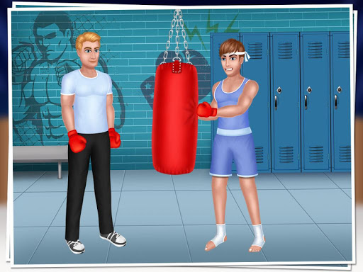 Crazy Boxing - Fun With Fighters 4.0 screenshots 1