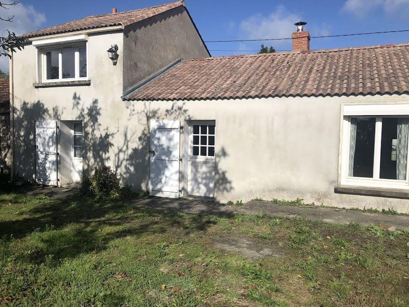 Vente maison 4 pièces 100 m² à Pornic (44210), 240 200 €