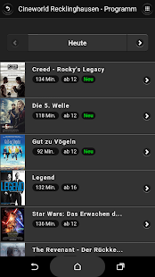 Cineworld Recklinghausen- screenshot thumbnail