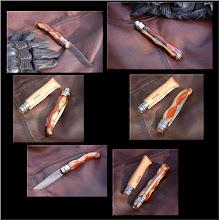 Photo: Travail sur les inserts de bois en lignes courbes