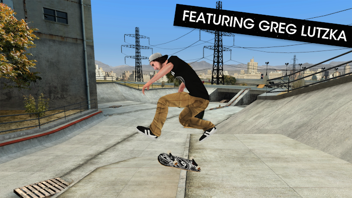 Skateboard Party 3 Greg Lutzka- screenshot
