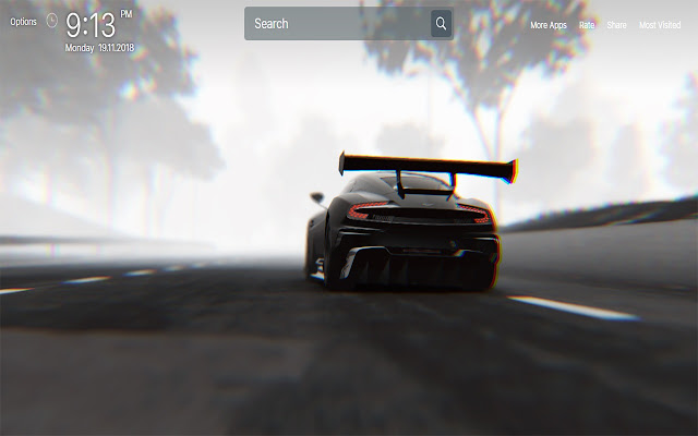 Project CARS Game Wallpapers HD Theme