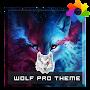 Премиум Wolf Pro Theme For Xperia временно бесплатно