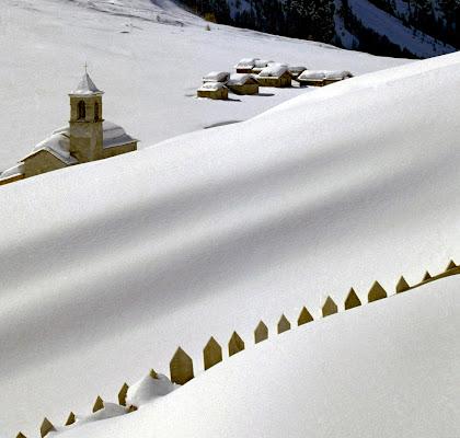 Chiesetta in Val di Rezzalo di benny48