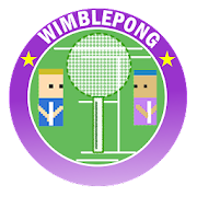 WimblePong Tennis (Fun 2 Player 2D Tennis Game)