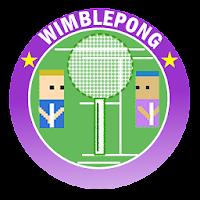 Wimble Pong Tennis 2D Tennis Game