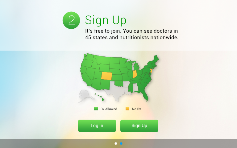 Amwell: Live Doctor Visit Now- screenshot