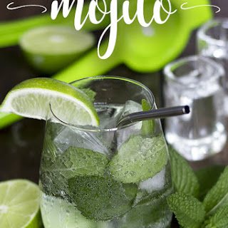 Keto Mojito - Low Carb & Sugar-Free.