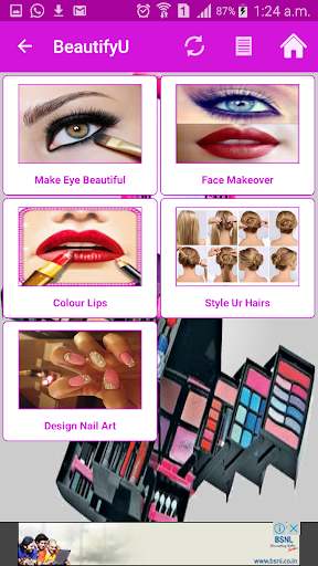 玩免費遊戲APP|下載Makeup On Your Own app不用錢|硬是要APP