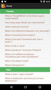 Snap Java - náhled