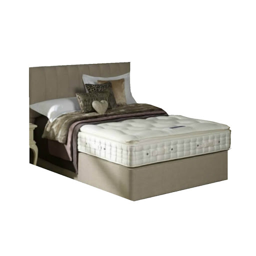 Hypnos Stratus Pillow Top Bed on Legs