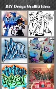 DIY nápady Graffiti - náhled