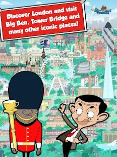 Play London with Mr Bean- screenshot thumbnail